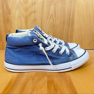 Converse Street Mid Blue Sneakers TSS0177